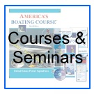 boating classes and sailing classes and seminars